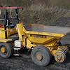 Thwaites Skip Dumper Hydrex 4137 - Chasewater Heath - 20 Mar 2011