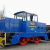 HE 6678 - Chasewater Railway - 20 Mar 2011