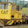 HE 9081 CatC - Chasewater Railway - 20 Mar 2011
