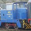 HE 6678 - Chasewater Railway - 31 January 2016