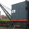 Grafton Crane 2547 - Chatham Docks - 2 April 2018