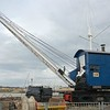 Grafton Crane 2641 558 - Chatham Docks - 2 April 2018