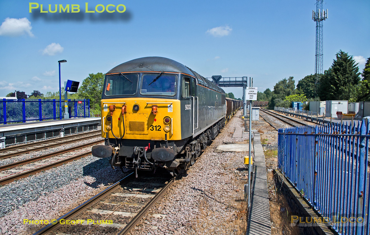 56312, Princes Risborough, 6Z57, 16th June 2015