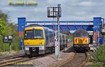 168 004 & 56301, Princes Risborough, 1st May 2015