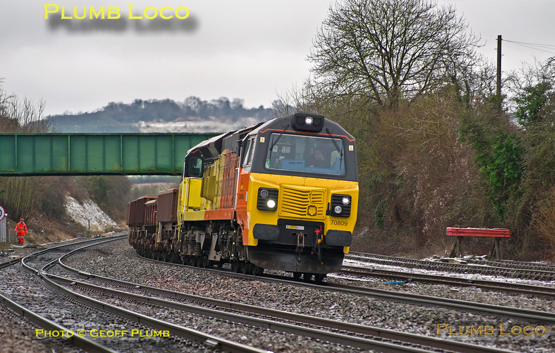 70809, Princes Risborough, 6C25, 31st January 2015