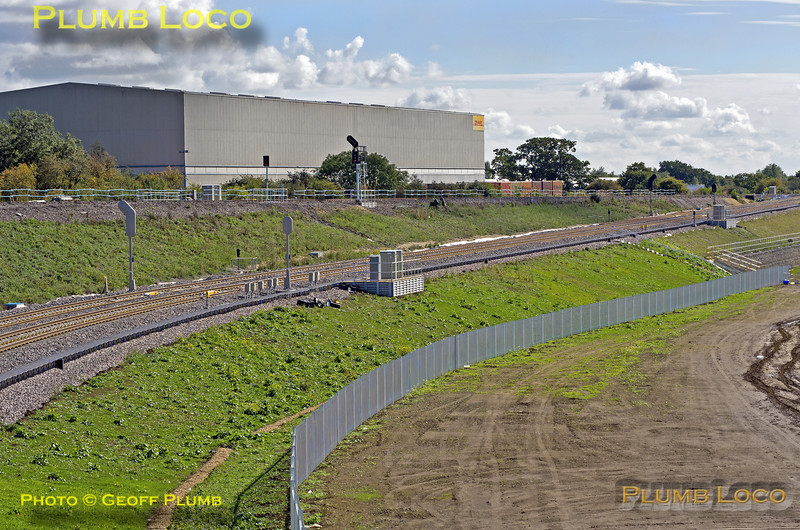 General View, Bicester Chord, 17th September 2015