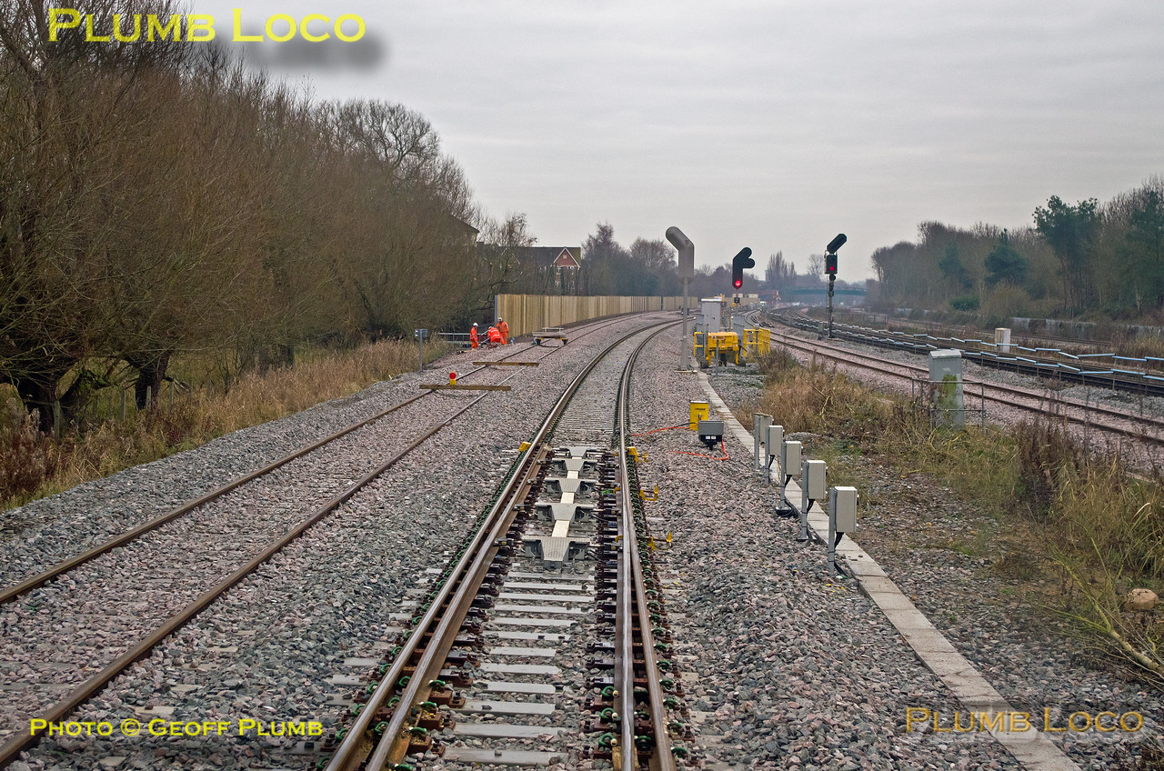 PoV 168 323, Oxford Canal Junction, 5Z20, 2nd December 2016