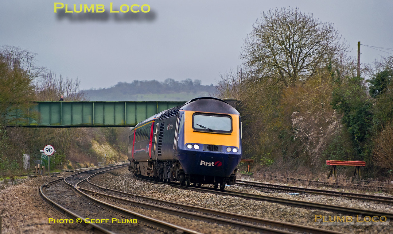 43189, Princes Risborough, 1Z19, 27th December 2015