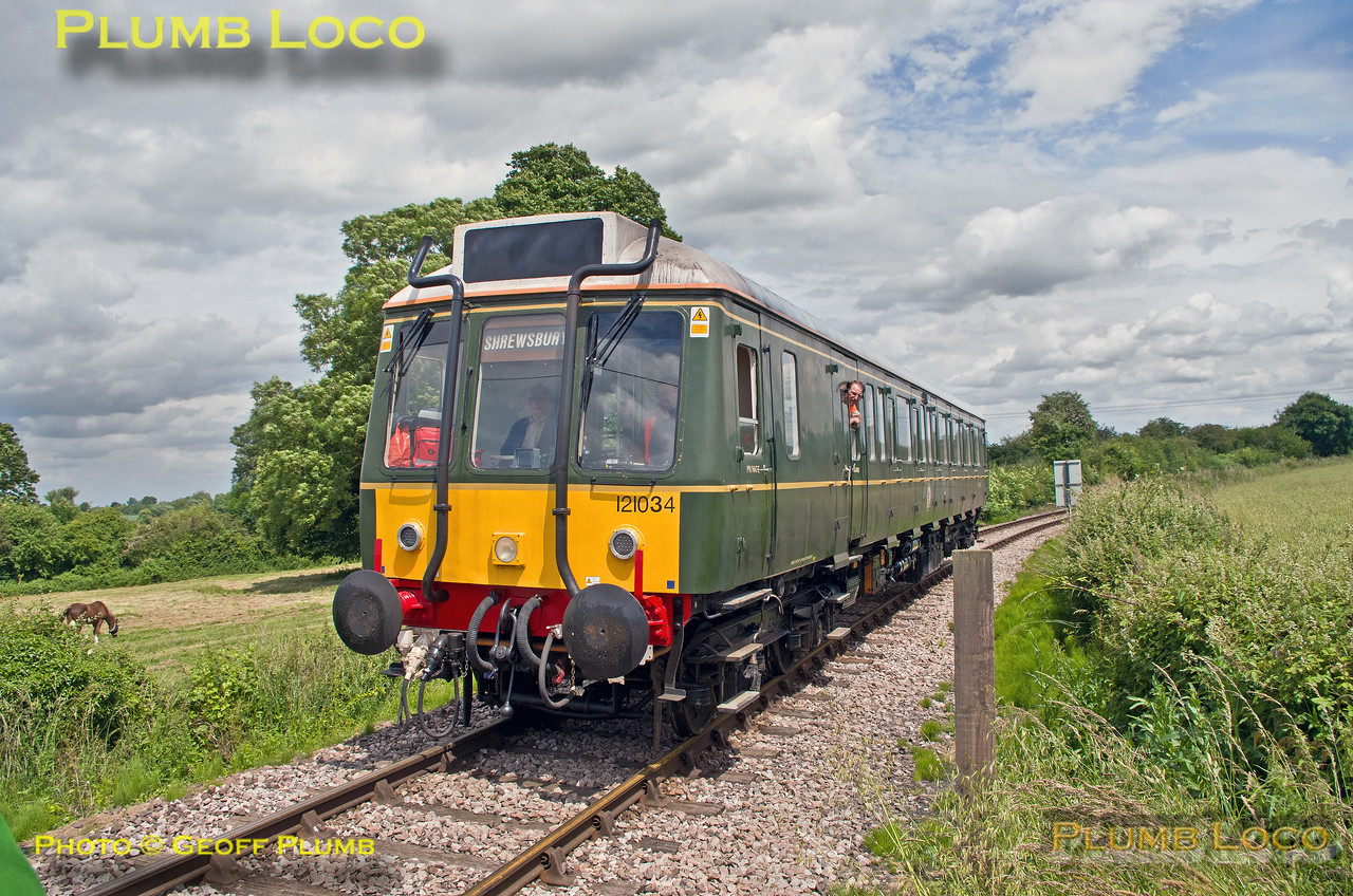 121 034, Horsenden Crossing, 5Z00, 28th June 2016
