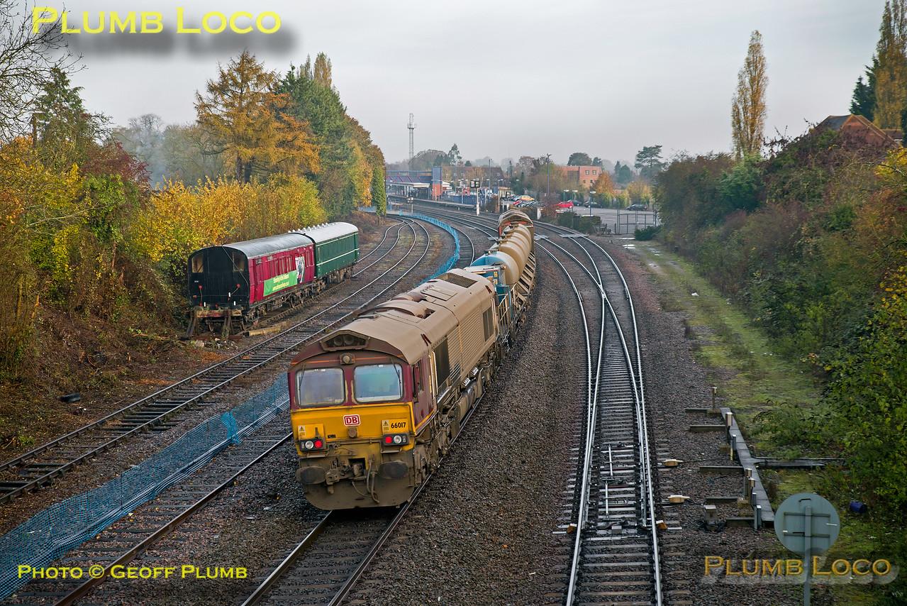 66017, Princes Risborough, 3J04, 13th November 2016