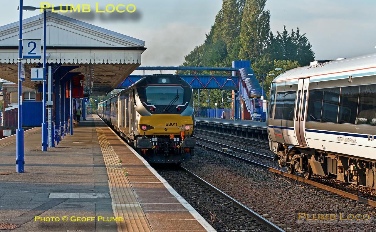 68011 &  168 329, Princes Risborough, 11th September 2015