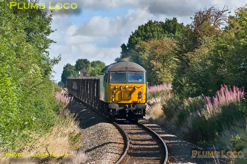 56303, Park Mill, Princes Risborough, 6Z57, 28th August 2015