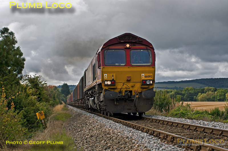 66092, Church Path, Princes Risborough, 6M48, 18th September 2015