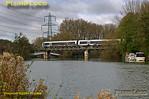 168 219, Kennington Viaduct, 1U99, 5th November 2014