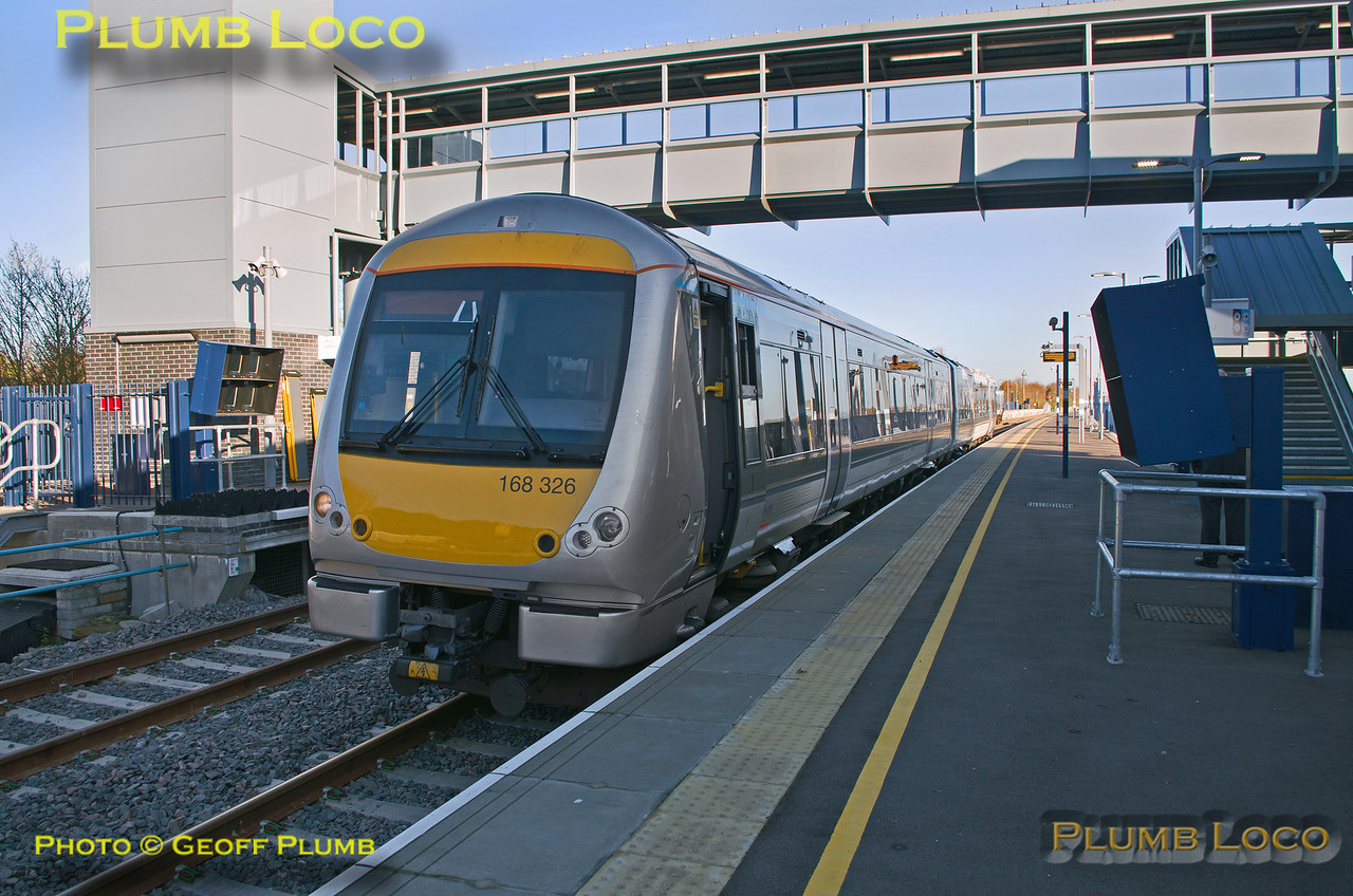 168 326, Oxford Parkway, 5T14, 28th November 2016