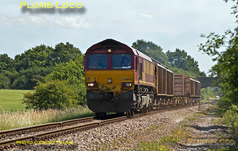 66095, Charndon, 6A49, 4th July 2014