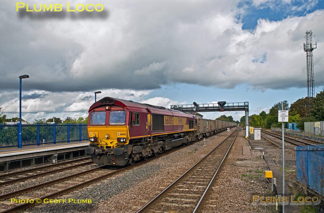 66005, Princes Risborough, 6V01, 30th September 2016