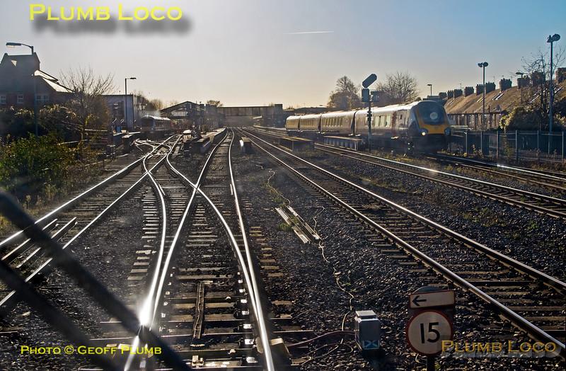 PoV 168 324, Oxford Station Approach, 5T16, 28th November 2016