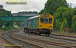 "47818 & ""Caroline"", Princes Risborough, 2Z02, 22nd July 2015"
