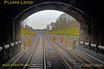 PoV 168 323, Wolvercote Tunnel, 5Z20, 2nd December 2016