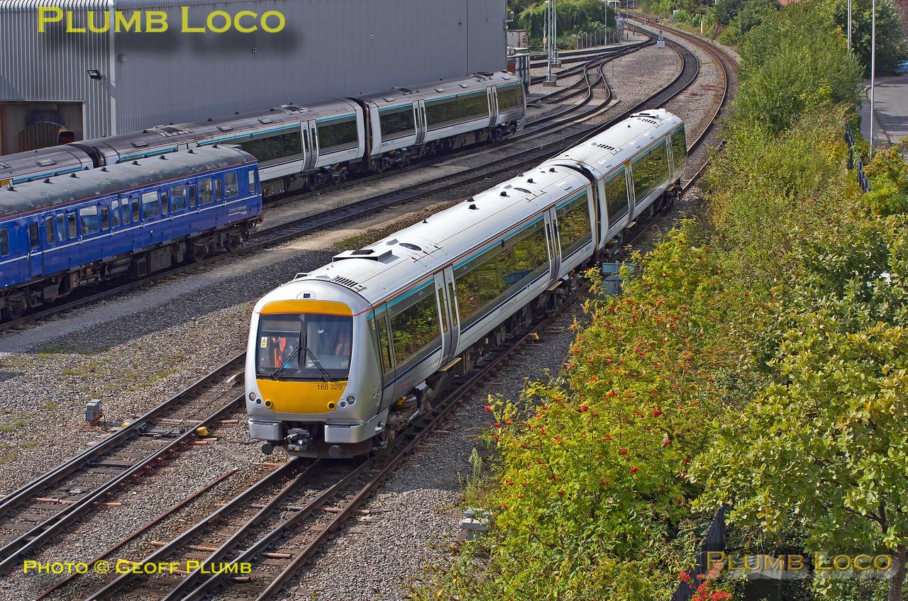168 329, Aylesbury, 5Z93, 9th September 2015