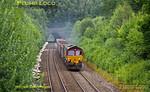 66169, Brill Tunnel, 6V01, 24th July 2017
