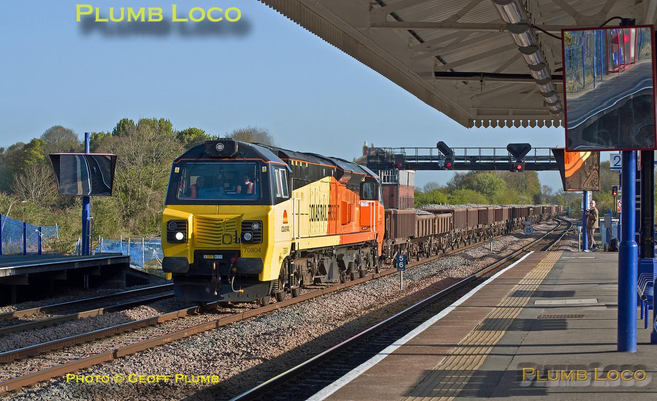 70804, Princes Risborough, 6C23, 18th April 2014