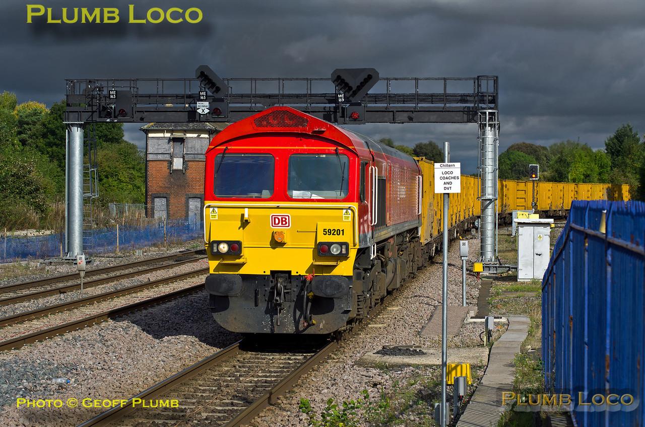 59201, Princes Risborough, 6A58, 9th October 2013