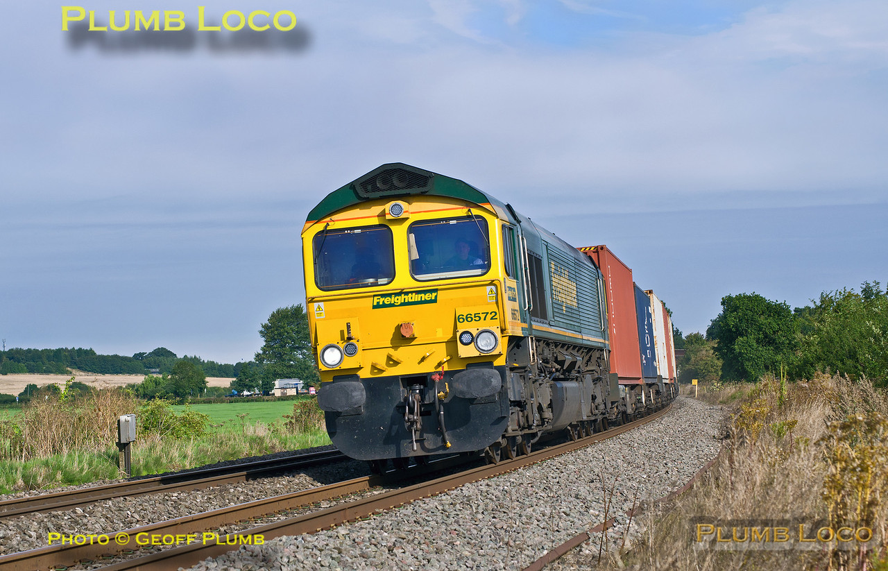 66572, King's Sutton, 4O15, 22nd August 2015