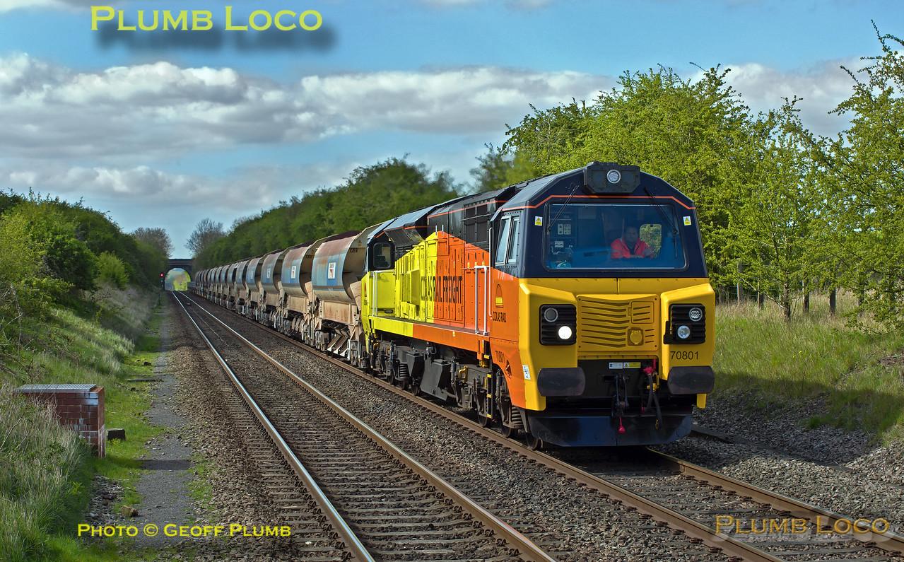70801, Haddenham, 6C25, 18th April 2014