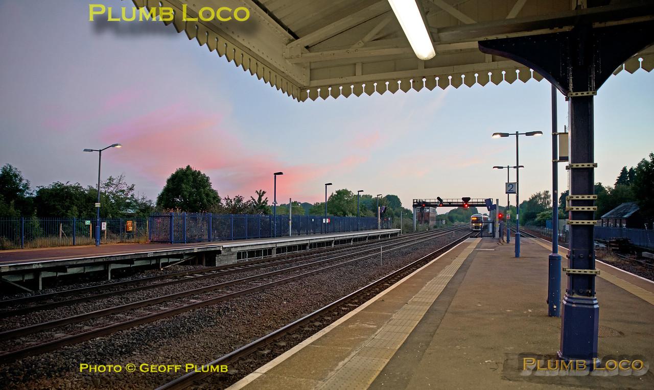 Dawn, Princes Risborough Station, 5th August 2016