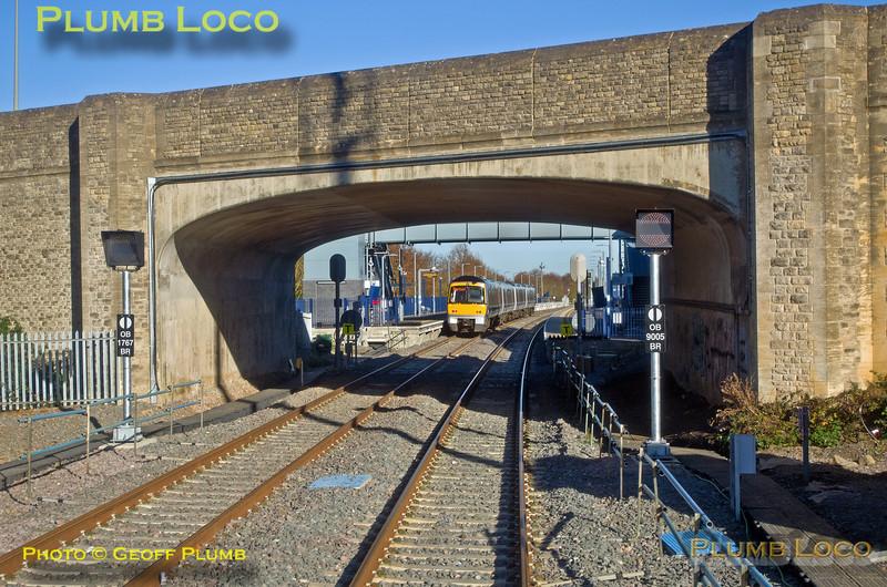 PoV 168 324, Oxford Parkway Approach, 5Y16, 28th November 2016