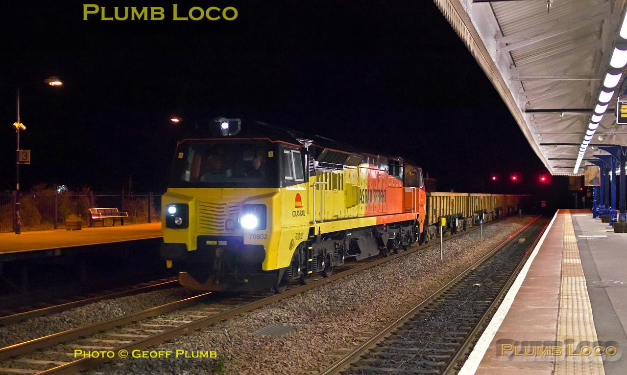 70802, Princes Risborough, 6C22, 18th April 2014