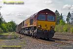 66011, Princes Risborough, 6M48, 1st May 2015
