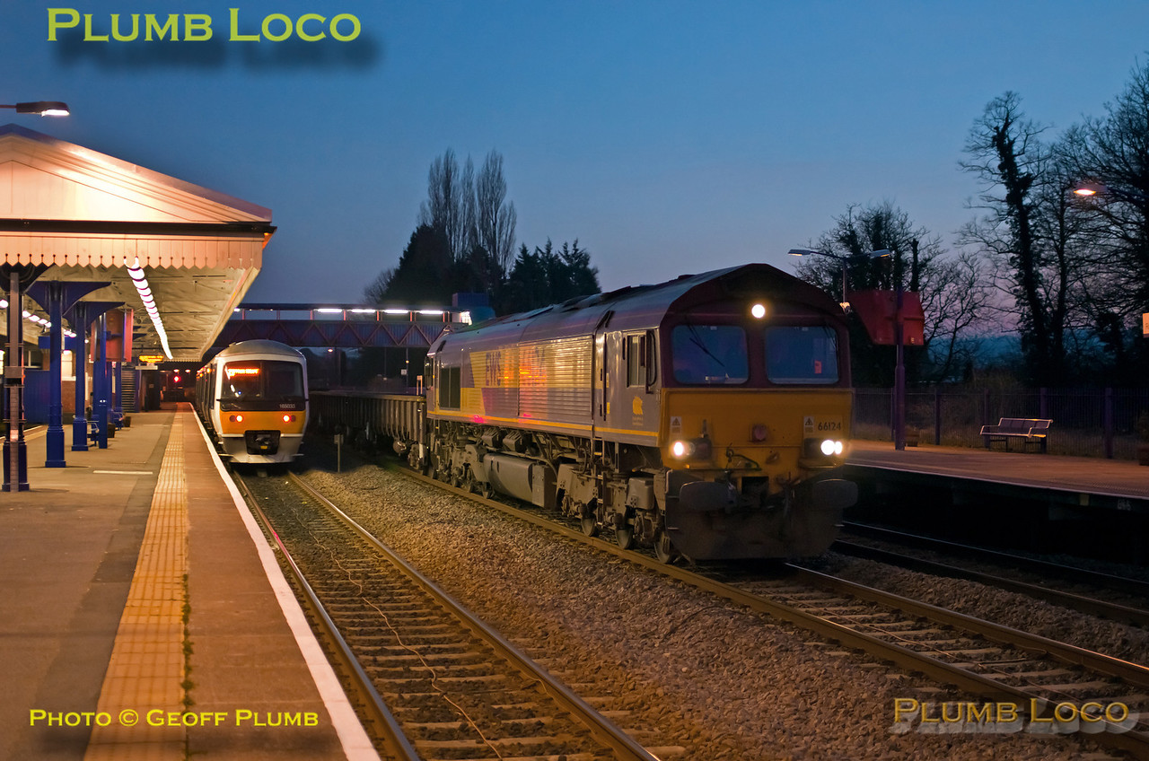 66124, Princes Risborough, 6P03, 8th March 2014