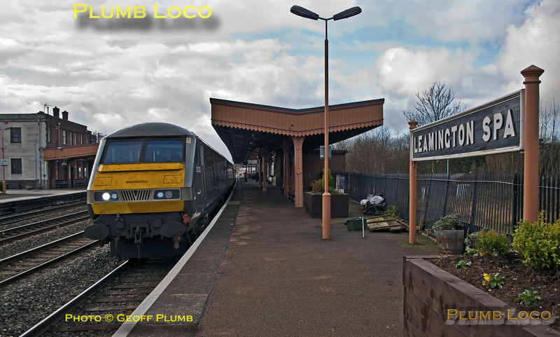 82303, Leamington Spa, 1H55, 22nd January 2014