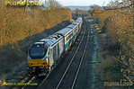 68012, Haddenham, 5E68, 13th December 2014