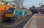 68008, Marylebone Wall Siding, 5E29, 18th February 2017