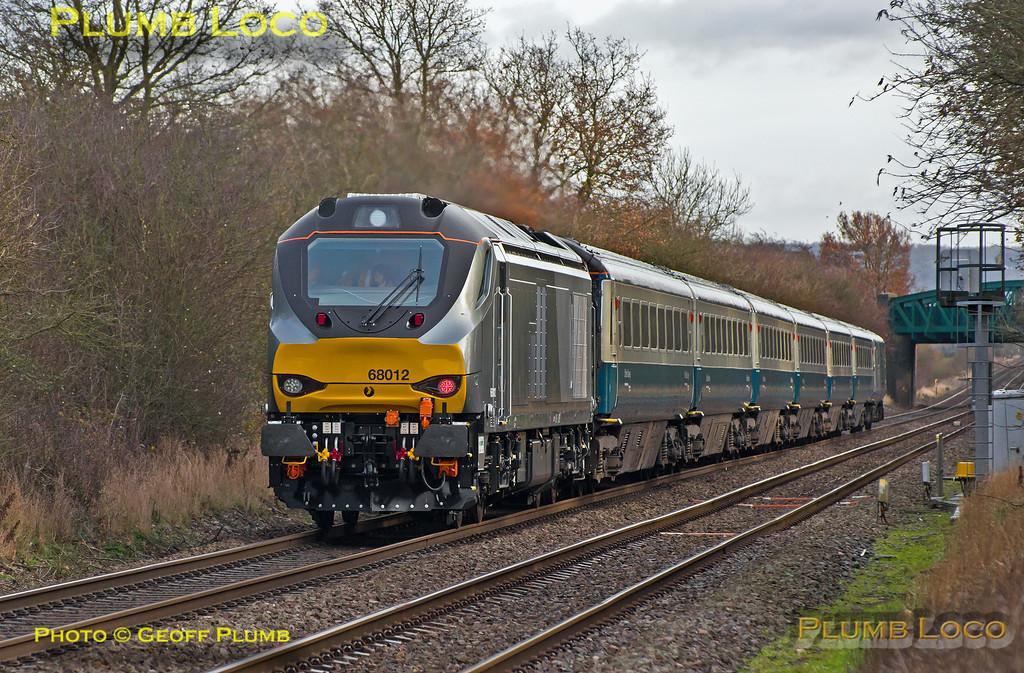 68012, Kingsey, 5E68, 11th December 2014
