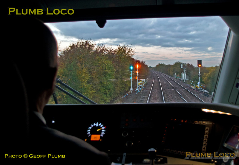 PoV 68014, Signal ME187R, 5T12, 26th October 2015