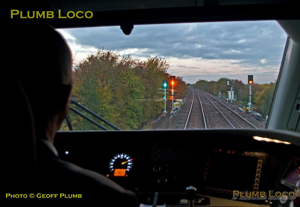 PoV 68014, Signal ME187R, 5T12, 26th October 2015