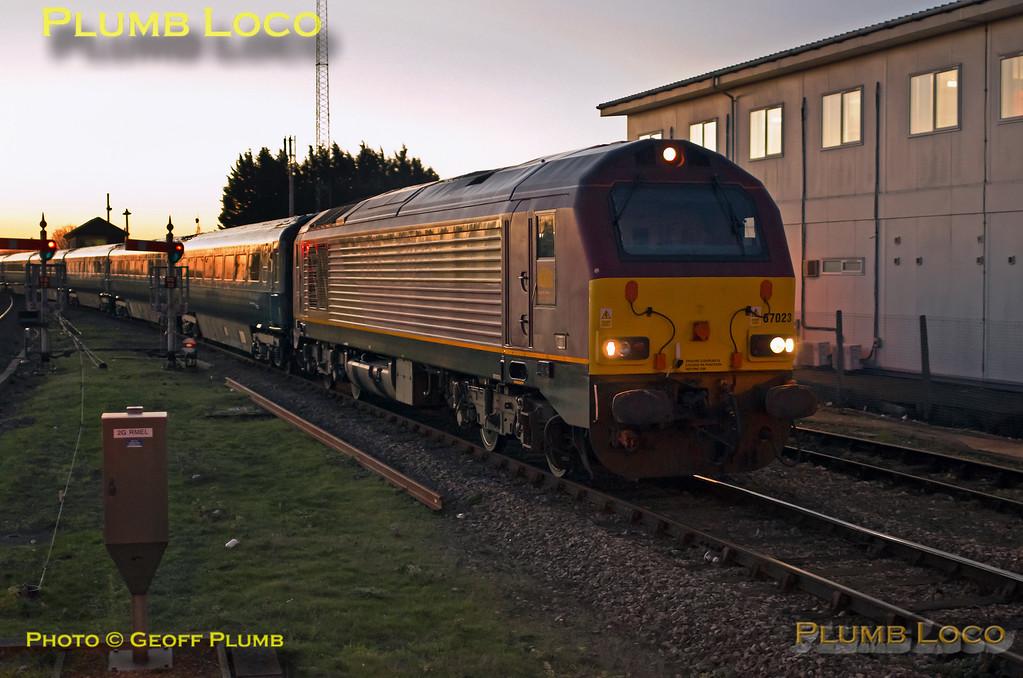 67023, Banbury South, 5U20, 10th December 2014