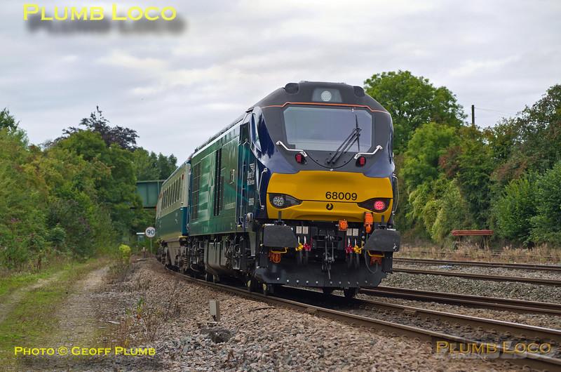 68009, Princes Risborough, 1H20, 9th September 2015