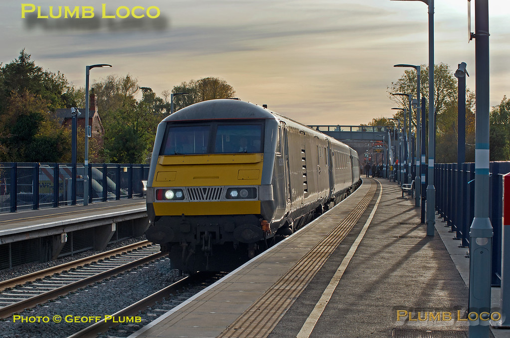 82309, Islip, 1Y41, 25th October 2015