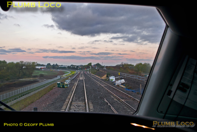 PoV 68014, Bicester SW Chord, 5T12, 26th October 2015
