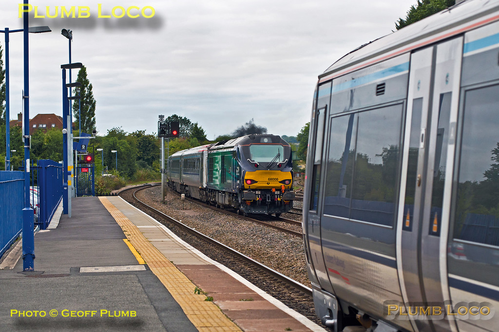 68008, Princes Risborough, 1H18, 9th September 2015