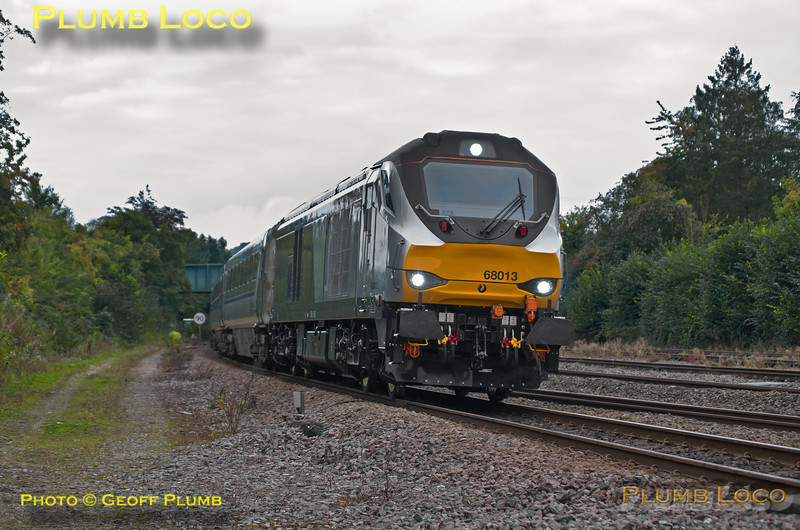 68013, Princes Risborough, 5P16, 9th September 2015
