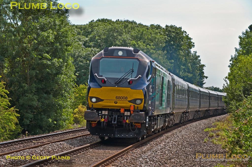68008, Wormleighton, 1R27, 22nd August 2015