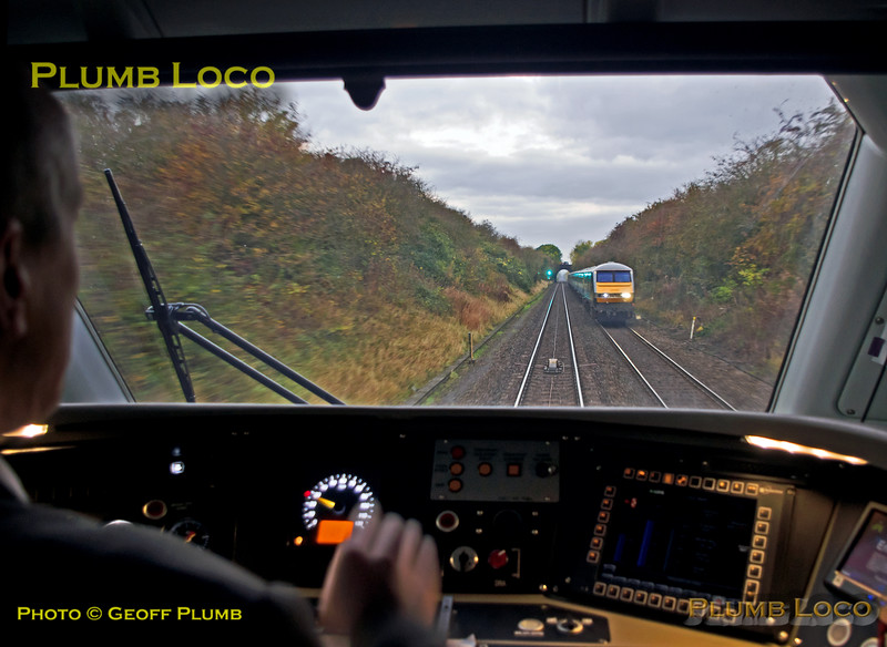 PoV 68014, Haddenham, 5T12, 26th October 2015