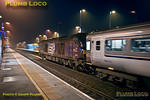 68002, Haddenham Station, 1H06, 10th February 2017